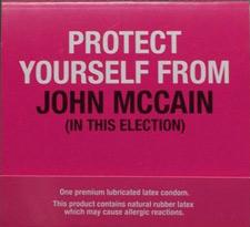 Mccain condom